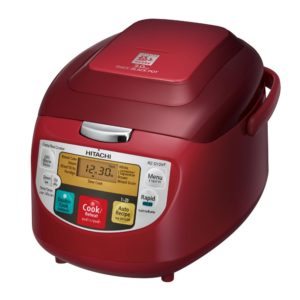 Hitcachi Microcomputer rice cookerRZD10VFY