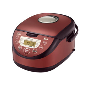 Hitachi RZ-GHE18Y 1.8L Rice Cooker with Advanced IH & Inverter