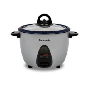 Panasonic Rice Cooker SR-G06FG (0.6L) Non Stick Coated Pan