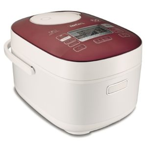 Tefal Fuzzy Logic Spherical Pot Rice Cooker RK8145 (1.8L)_compare _review