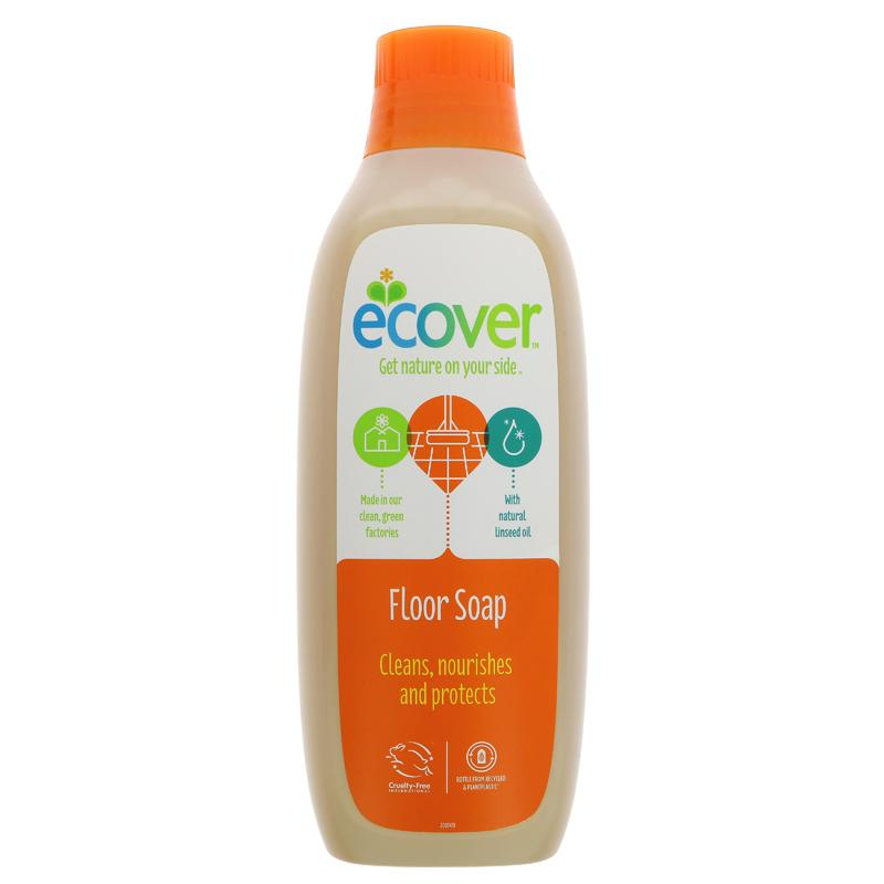Ecover Linseed Oil Floor Soap 1L