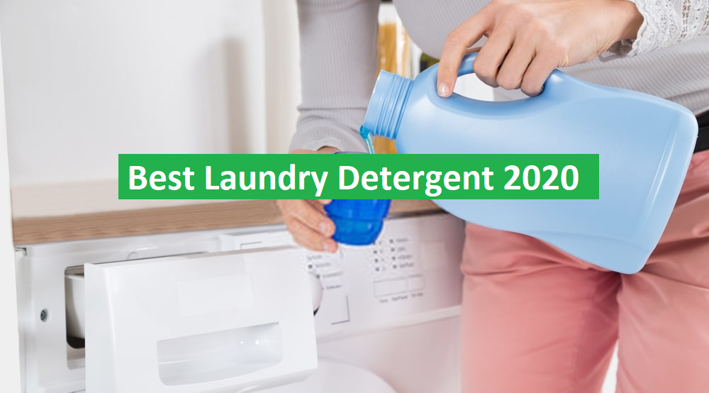 Top 5 Best Laundry Detergent